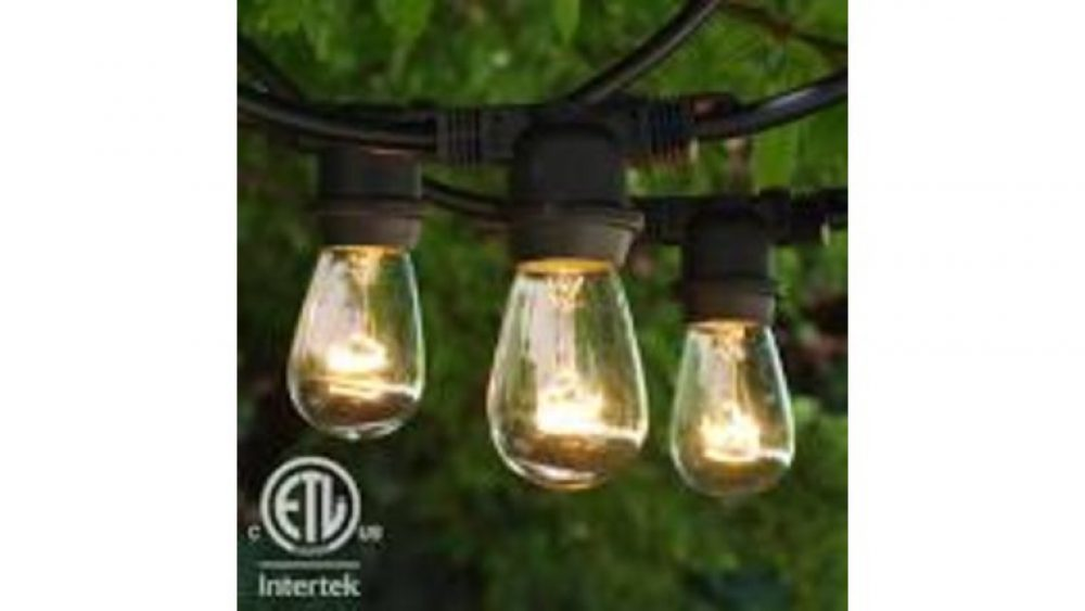 Cafe Indoor/Outdoor Lighting - BeThings